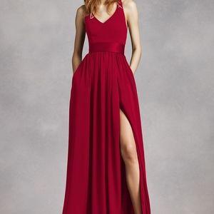 WHITE by VERA WANG Women's Formal Dress